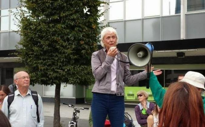 Green Party MP for Southampton