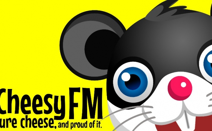 Cheesy FM. A world of pop music GUILTY PLEASURES.