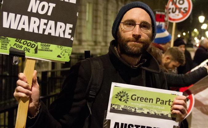 Green MP for Carshalton & Wallington