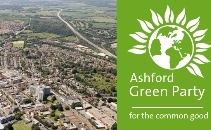 Help us spread the Green message in Ashford