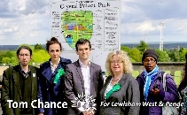 A Green MP for Lewisham West and Penge