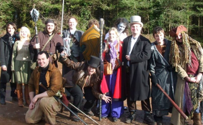 WyvernsTales - Step 1 LARP/Storytelling/Workshops