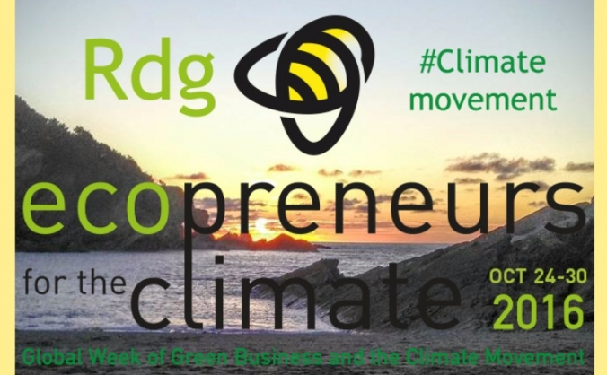 Global Week of Green Business #ClimateMovement