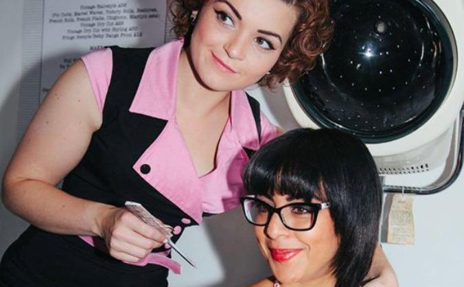 The Little Vintage Beauty Parlour