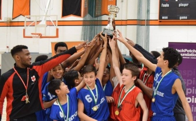 London School Basketball Leagues & Competitions