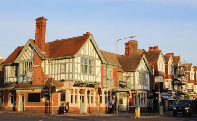 Save The Dyke Pub