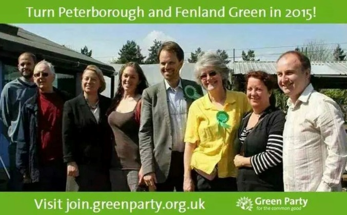 Turn Peterborough and North-West Cambs Green 2015