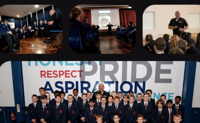 **DARE TO ASPIRE EDUCATIONAL ROADSHOW**