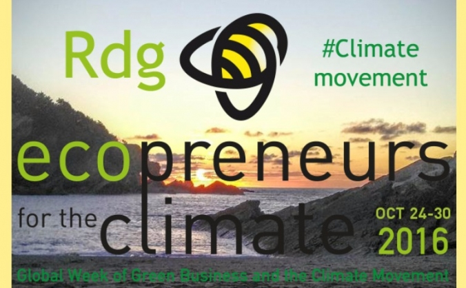 Join the Ecopreneurs for the Climate in Reading