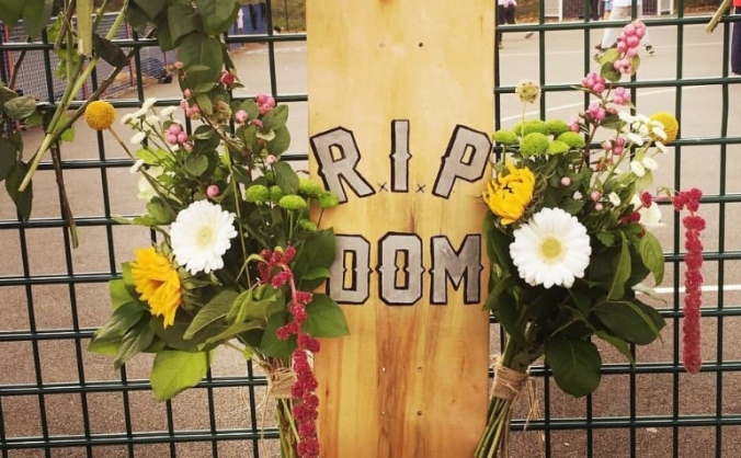In memory of Dom