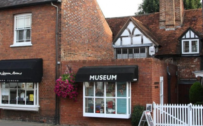 Revealing Amersham's oldest home