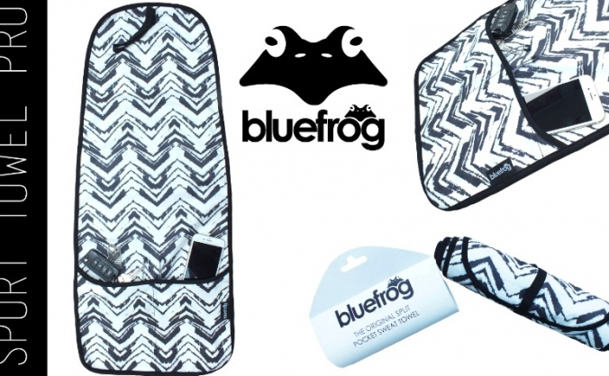 Blue Frog Pro Sweat Towel