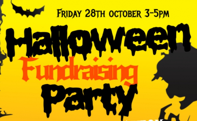 Children's Fundraising Halloween Party