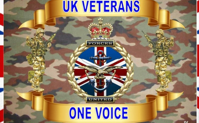 UK VETERANS-ONE VOICE