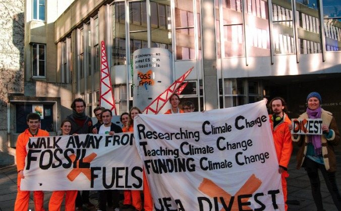 Fund Fossil Free