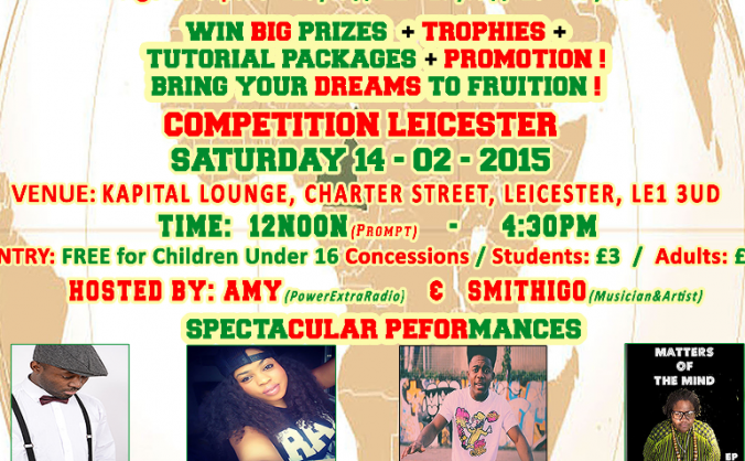 Cameroon Youth Day Love Feast Festival