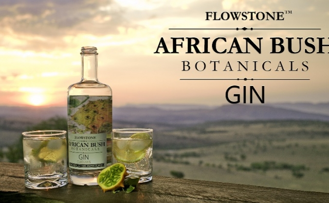 Flowstone African Bush Botanicals Gin