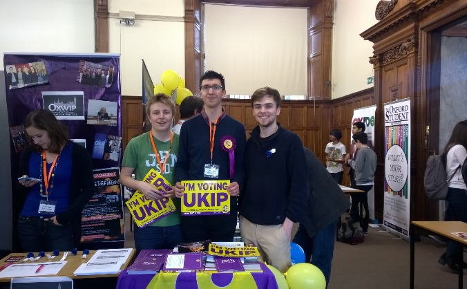 Help elect a UKIP MP for East Oxford