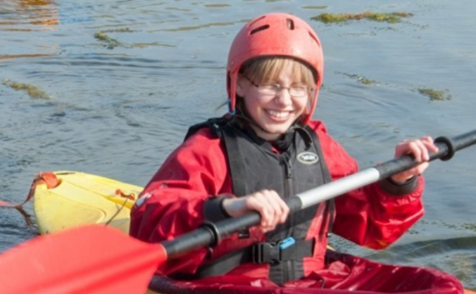 Accessible paddle sport in Sussex