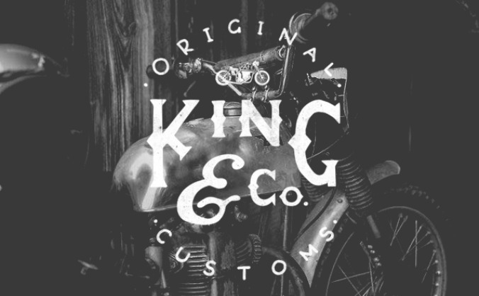King & Co. Customs Clothing Brand