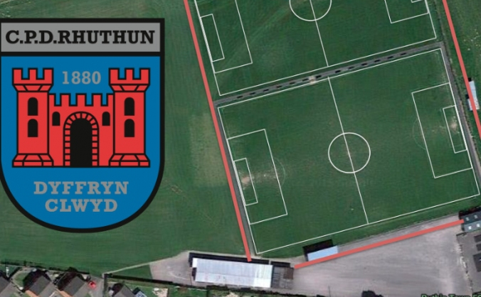 Ruthin Town Football Club - Ground Improvements
