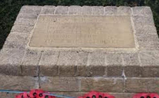 Dipton War Memorial