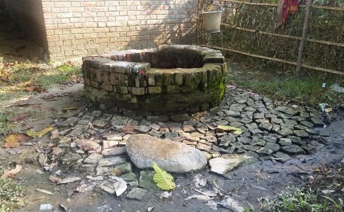 Clean water for twelve families in rural Nepal