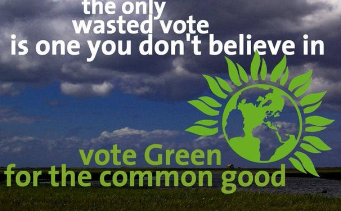 Help elect a Green MP for Morecambe & Lunesdale