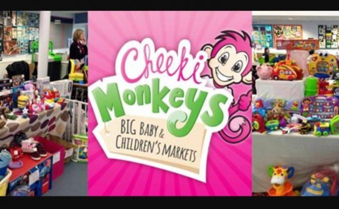 Cheeki Monkeys BIG Baby & Children's Events