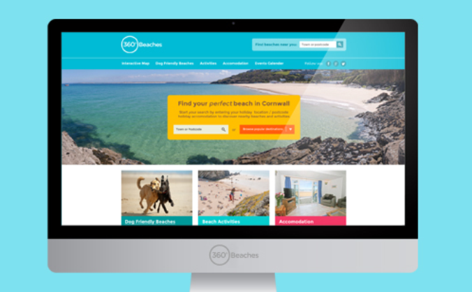 Promoting Cornwall as a holiday destination