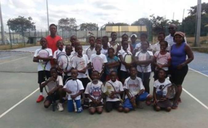 Help Shipping Costs for Africa Tennis Aid!