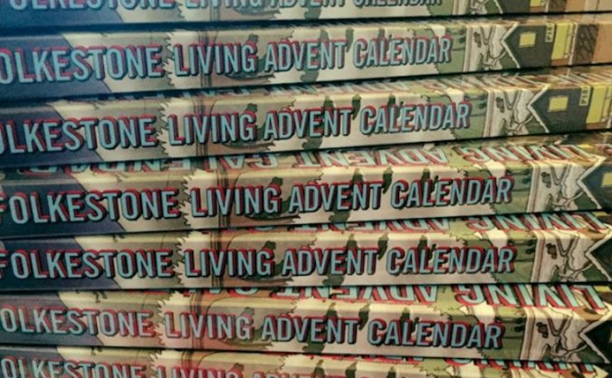 Folkestone Living Advent Calendar