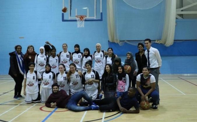 Save Our Basketball Club