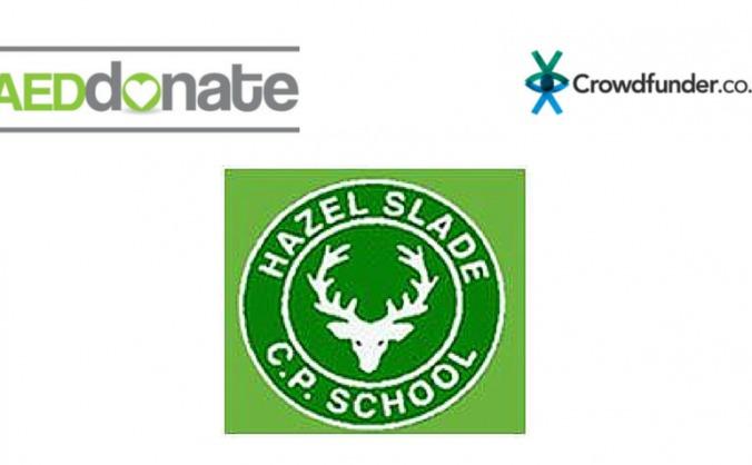 AED for Hazel Slade Primary School