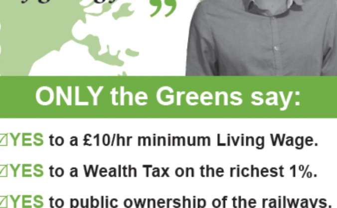Help elect Lewes constituency's  first Green MP