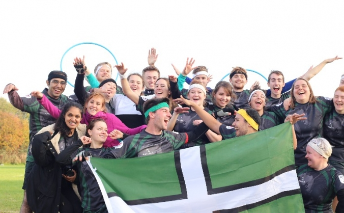 Exeter Eagles Quidditch Club