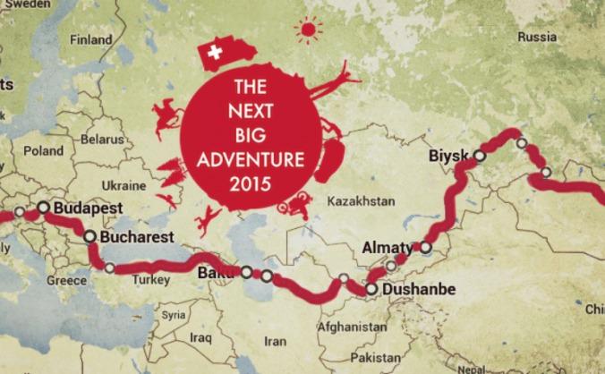 UK to Mongolia Charity Rally 2015