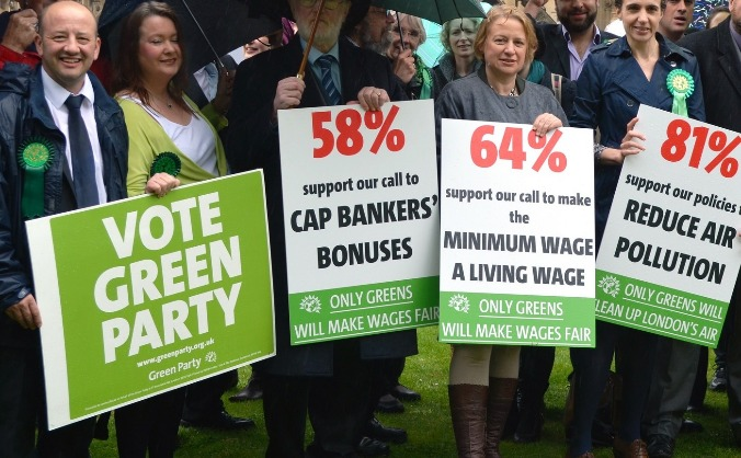 A Green MP for Islington South and Finsbury