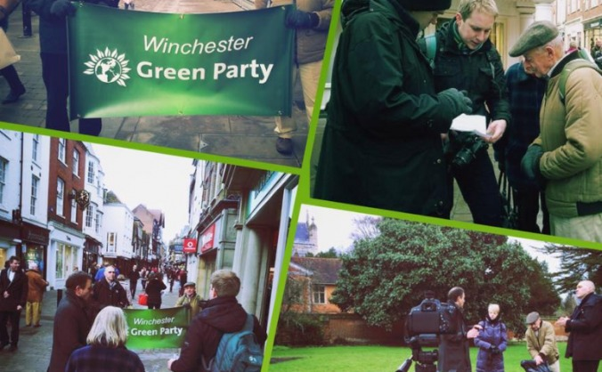 Green MPs for Winchester & NW Hants