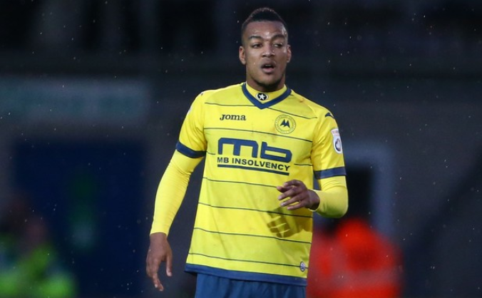 Help Torquay United sign Durrell Berry!