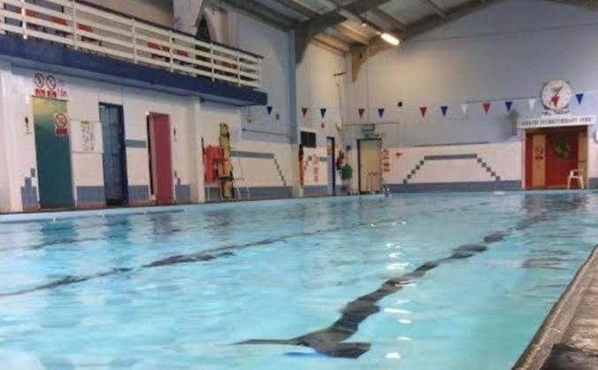 Swim 4 Funding