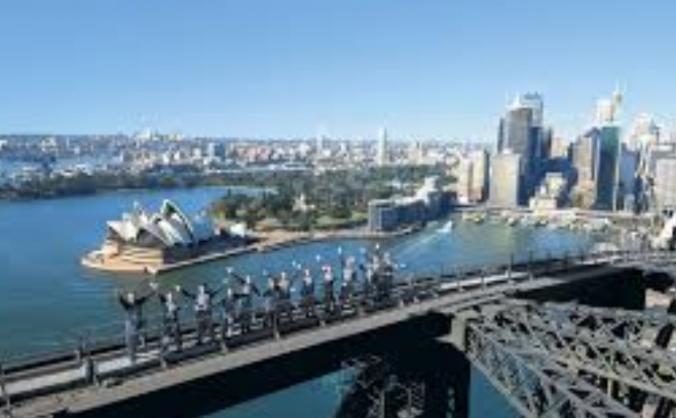 Charity Sydney Harbour Bridge Climb