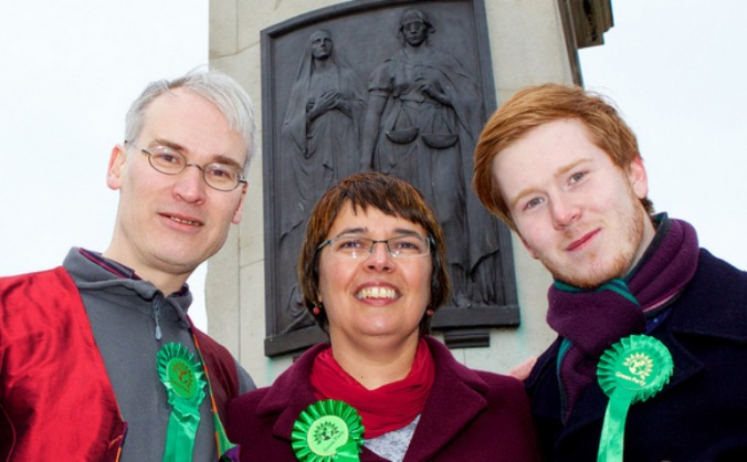 Green Party MPs for Newcastle upon Tyne