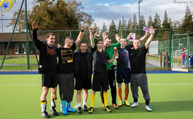 Eagle Cup: 6-a-side amateur football tournament