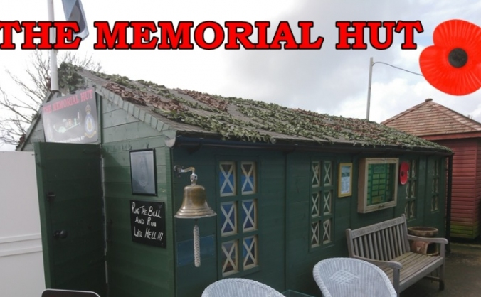Help me Save the 152(Hyderabad) Sqn Memorial Hut