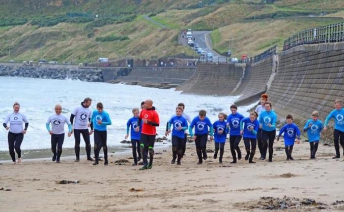 Help us build our community surf school