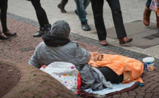 Raise money for the homeless