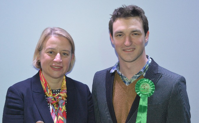 Mid Norfolk Green Party Campaign