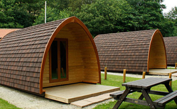 Glamping and Adventure Park!