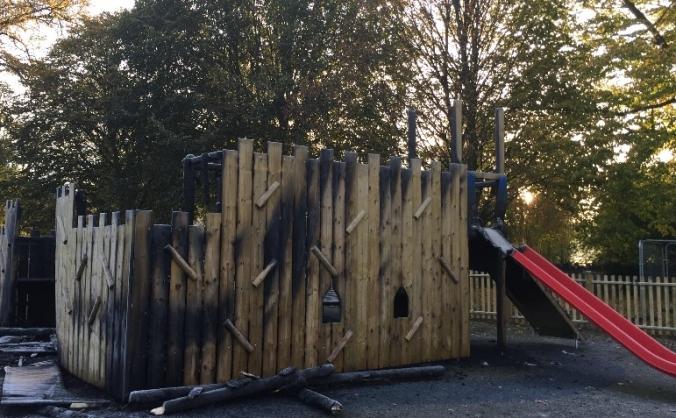 Rebuild The Playground Of Wells
